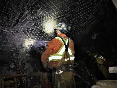 Myra Falls - Dumas Mine Contracting